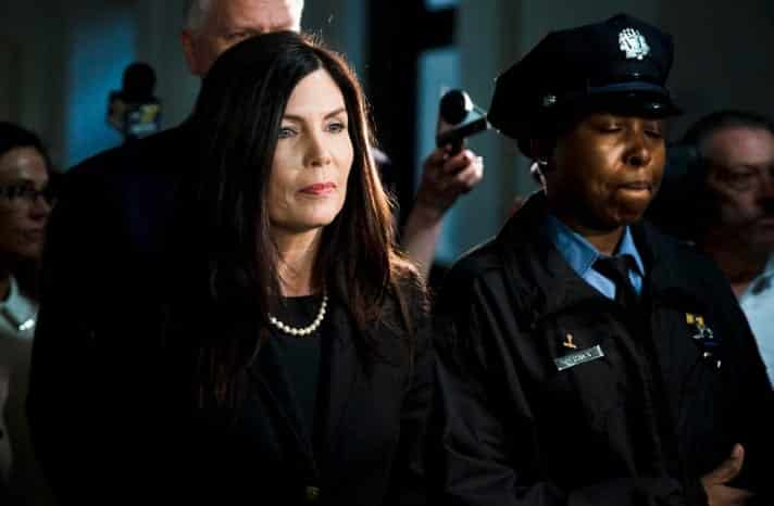 Penn. AG Kathleen Kane Found Guilty on All Charges VIDEO