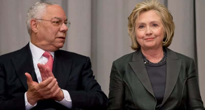 House Releases Powell Clinton Emails