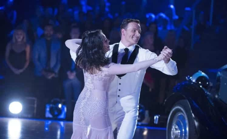 Lochte Attacked by Unknown People on DWTS