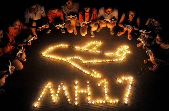 MH17 Downed by Russian Missile Launcher