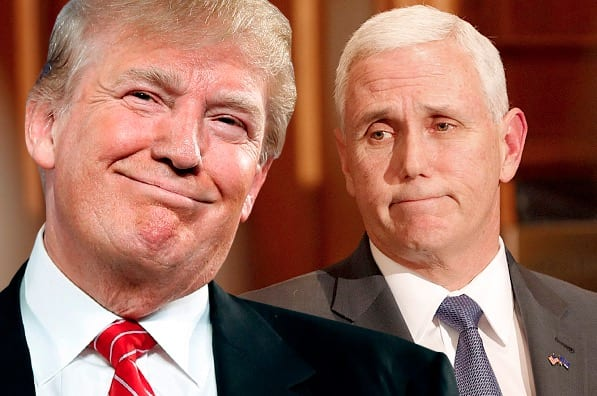 Mike Pence Ill Release Taxes Next Week VIDEO