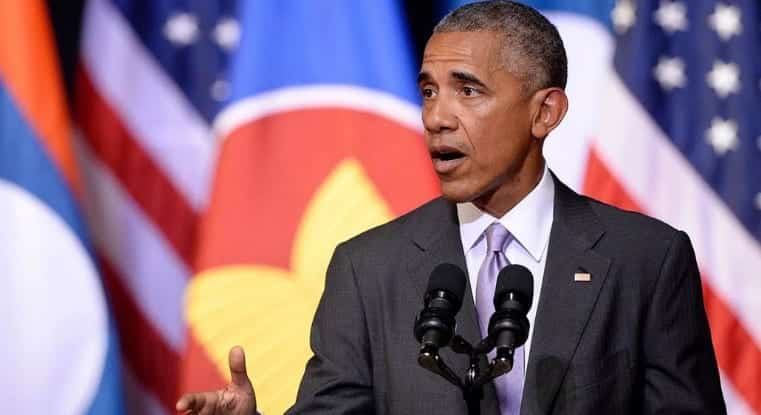 Obama Announced 90 Million To Clear Bombs On Laos