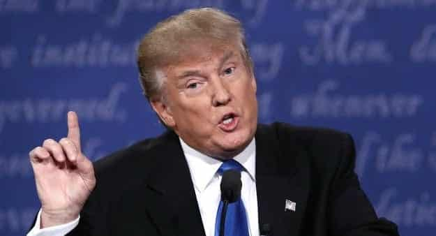 Trump Gets 18 Million In Online Donations After Debate