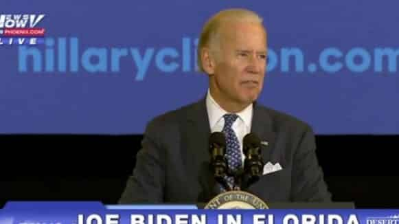 Biden on Trump's PTSD Remarks 'Where in the Hell Is He From'
