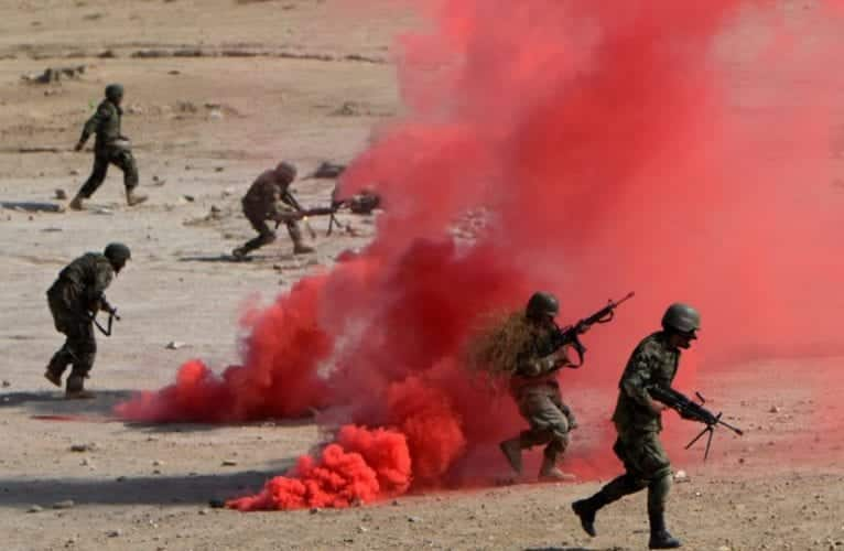 Dozens of Afghans Missing From U.S. Military Training