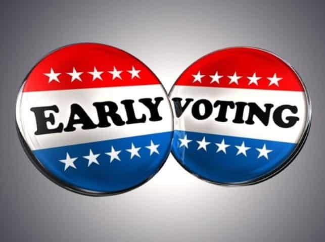 Election 2016 Early Voting Begins Today In Ohio