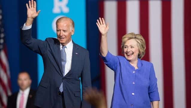 Joe Biden Is Reportedly Hillary Clintons Top Pick For Secretary Of State