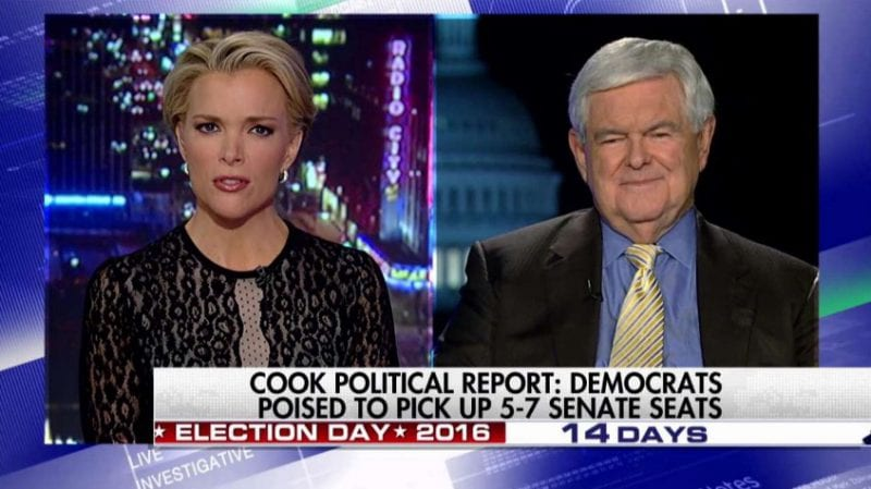 Newt GingrichMegyn Kelly Is Fascinated By Sex VIDEO 1