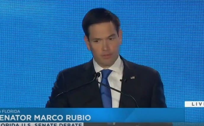 Rubio This Election Is Not Being Rigged VIDEO