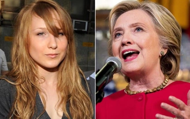 Rudy Guilianos Daughter Supports Hillary Clinton