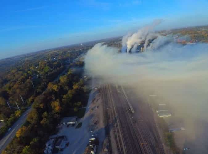 Spill At Atchison Kansas Chemical Plant Causes Smoke Evacuations