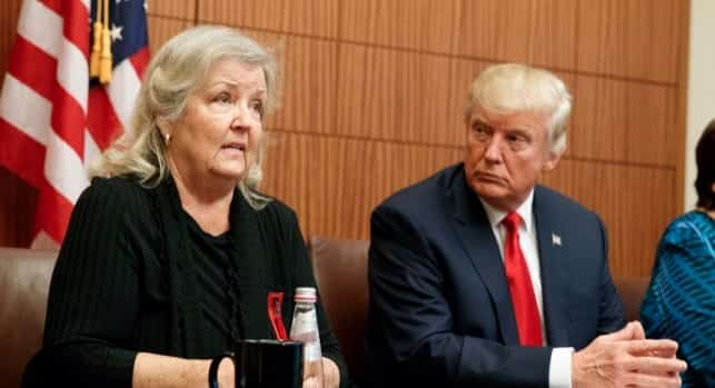 Trump Campaign We Paid For Bill Clintons Accusers To Be At The Debate