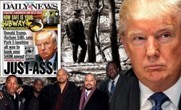 Trump Says Central Park Five Are Guilty Despite DNA Evidence