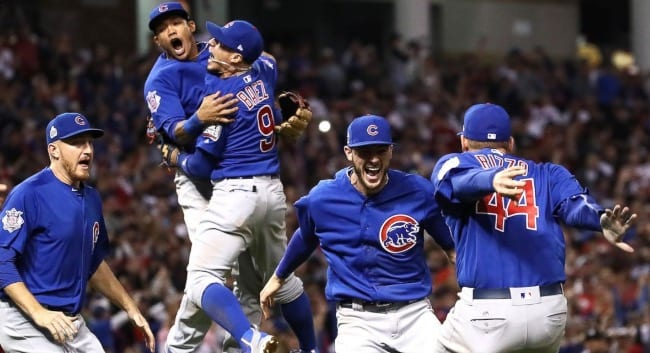 Cubs Win World Series With Game 7 VIDEO