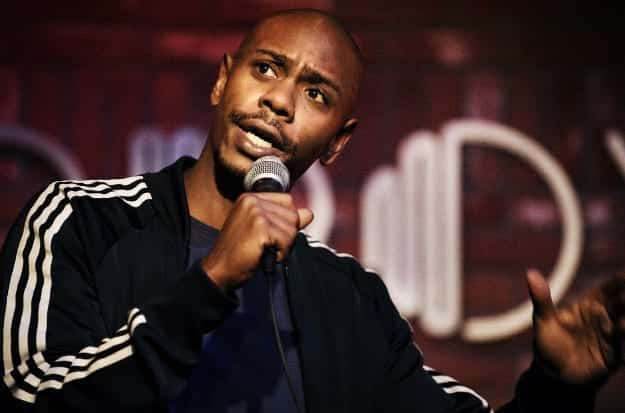 Dave Chappelle will host Saturday Night Live on November 12