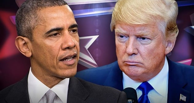 Donald Trump Meeting President Obama Today at White House