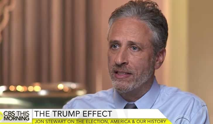 Jon Stewart To CBSThoughts on the Election VIDEO