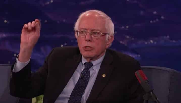 Sanders Donald Trumps Tweets Are 22Delusional Insane VIDEO