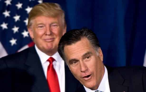Trump To Discuss Possible Cabinet Post With Romney