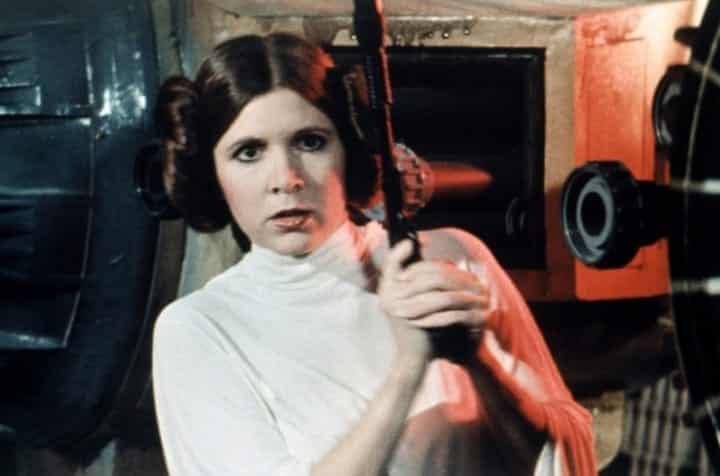 Actress Author Carrie Fisher Dead At 60