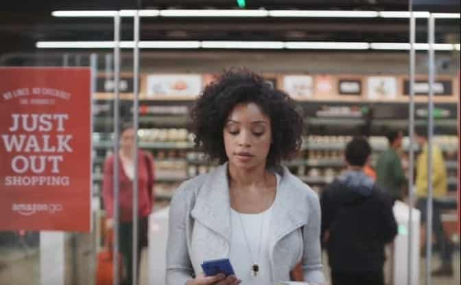 Amazon Go Store Is Checkout Free VIDEO