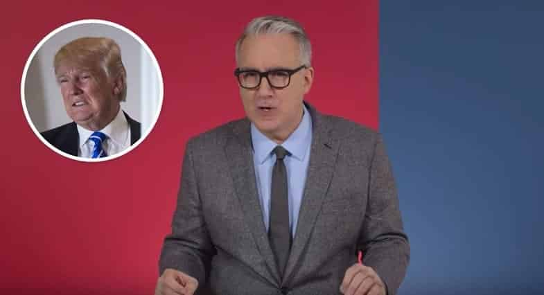 """Keith Olbermann Rips """"Government Backed Attackers"""" Trump Russia VIDEO"""