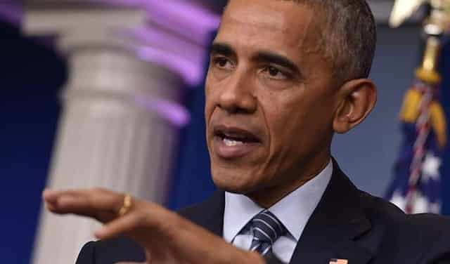 Obama Bans New Oil Gas Drilling In Areas Of The Atlantic And Arctic