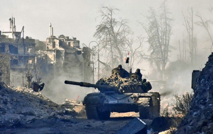 Russia Syria Regime Rebels Agree To Ceasefire Deal
