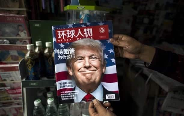 Trump Alarms Beijing With Criticism Of One China Policy