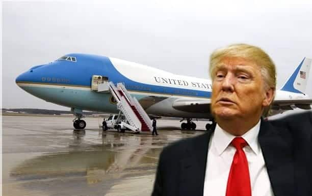 Trump Tweets Cancel New Air Force One Costs Out Of Control 1