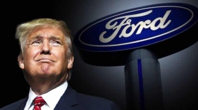 AmericanAutomakers To Meet With Trump Tuesday