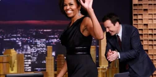 First Lady Michelle Obama SayGoodbye in Emotional VIDEO