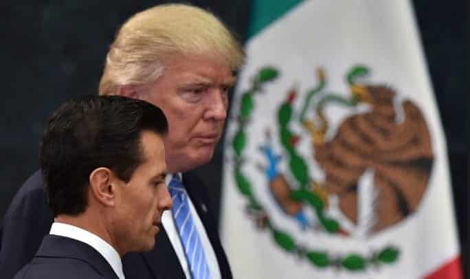Mexican President Reiterates Mexico Wont Pay For Trumps Wall