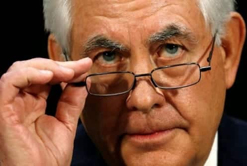 The 'Entire Senior Level' Of State Department Management Just Quit
