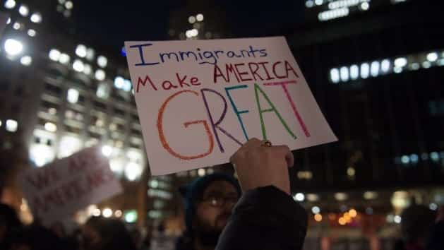 Businesses Close for 'Day Without Immigrants'