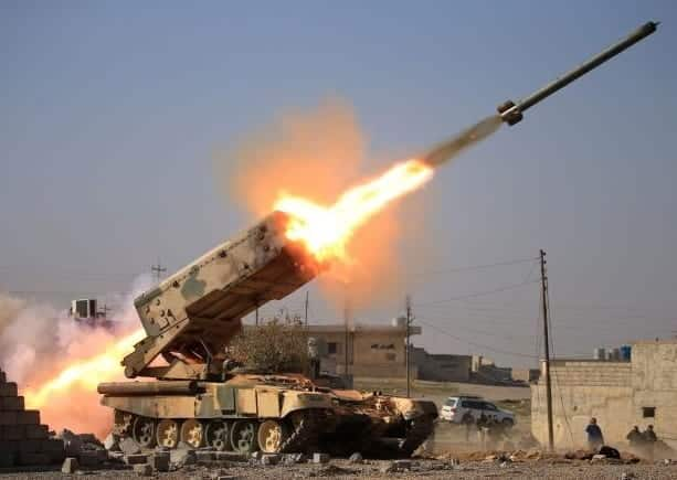 Iraqi Forces Capture Mosul Airport From ISIS Storm Military Base