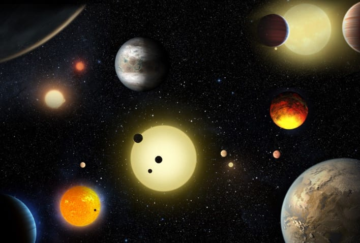 NASA Discovers New Solar System That May Support Life
