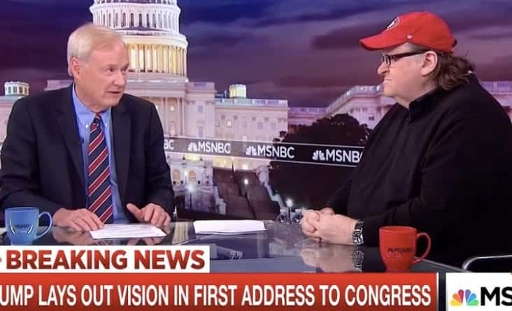 Bill Maher Michael Moore Take On Trumps State Of the Union Address