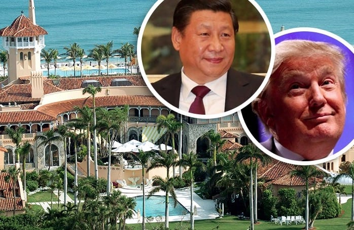 China President To Meet Donald Trump In Mar a Lago