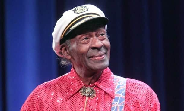 Chuck Berry the Father of Rock n Roll