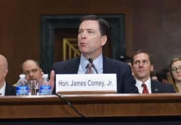 FBI Director James Comey to Testify Today Before Congress WATCH LIVE