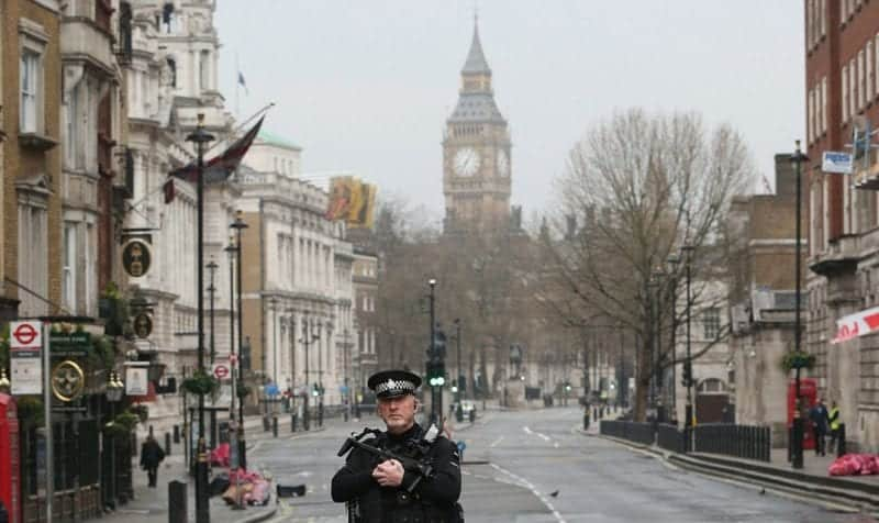 ISIS Claims London Terror Attack