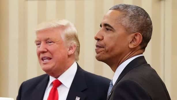 Obama Reportedly Livid With Trump Over Wiretapping Tweets