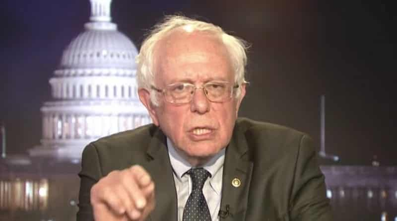 Sanders To Supporters After TrumpSpeech Continue The Fight