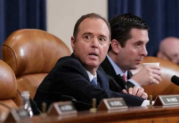 Schiff Nunes Trying To Choke Off Public Access To Information