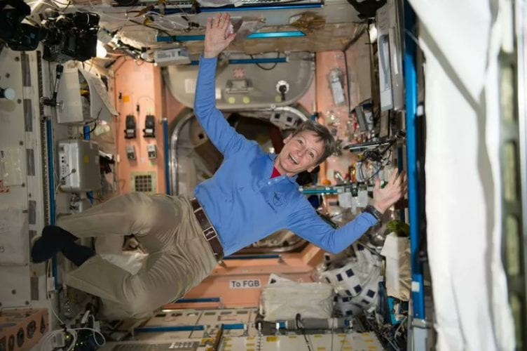 AstronautPeggy Whitson Breaks Record In Space