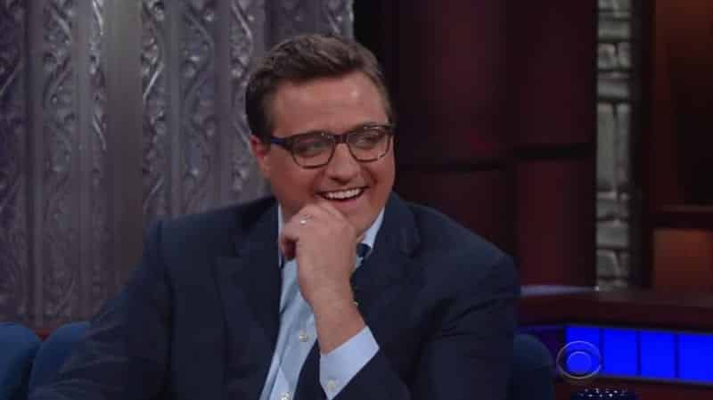 Chris Hayes On Trump Lacks PrinciplesNot Particularly Well Informed