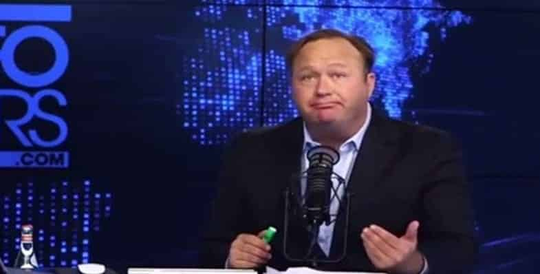 Doctor AlexJones Diagnosed With Narcissistic Personality Disorder
