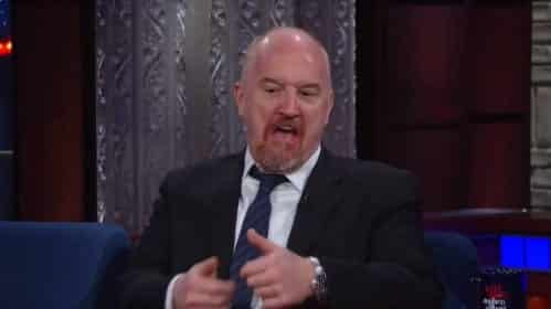 Louis C.K. Has Some Kind Words For Donald Trump VIDEO