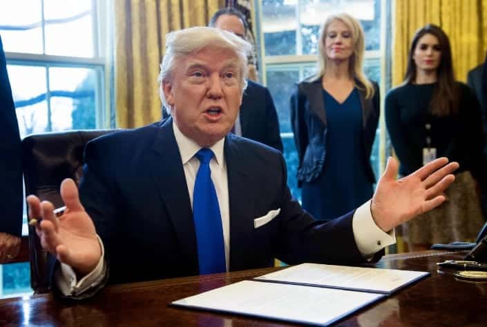 President Trump to Sign Buy American Hire American